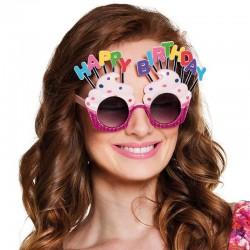 Csillámos Szülinapi Muffin Szemüveg