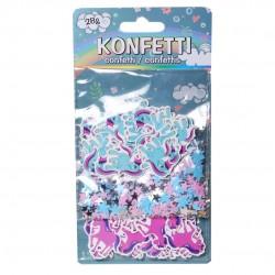 Unikornis party konfetti csillagokkal 28 gramm