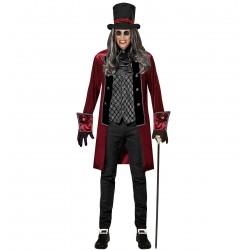 Viktoriánus vámpír exkluzív Halloween jelmez (M)