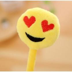 Emoji plüss toll nyelvnyújtva kacsintó