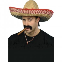 Sombrero parti kalap extra nagy méretű