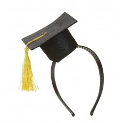 Diplomaosztó kalap hajpánton