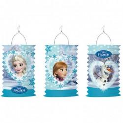 Frozen - Jégvarázs Henger Lampion