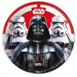 Star Wars Darth Vader parti tányér