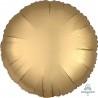 Arany fólia lufi- chrome 46 cm