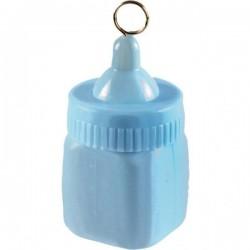 Kék cumisüveg léggömbsúly