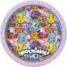 Hatchimals parti tányér