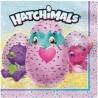 Hatchimals parti szalvéta