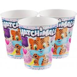 Hatchimals parti pohár