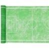 Focipálya mintás asztali futó 30 cm x 5 m-es