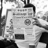 60-as számos születésnapi újság