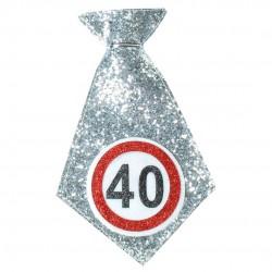40. Szülinapi nyakkendő...