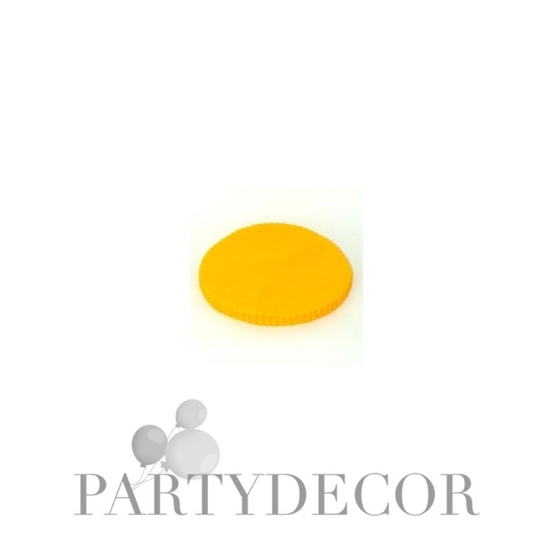 8132d57495 23-cm-es-bricotex-light-sarga-kerek-dekoracios-vetex-100-db-csomag.jpg