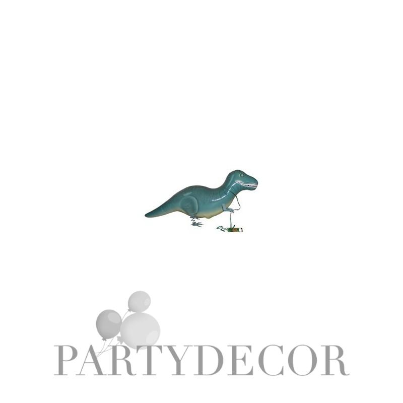 Sétáló Dinoszaurusz Héliumos Lufi