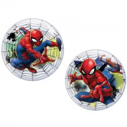 Pókemberes - Spiderman bubbles lufi 56 cm