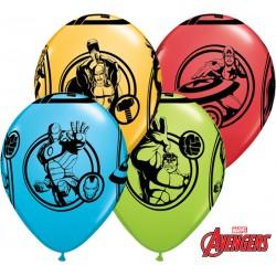 Bosszúállók- Marvel Avengers gumi lufi