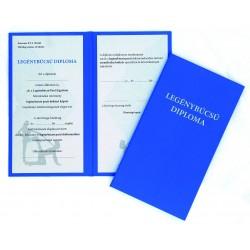 Legénybúcsú Diploma