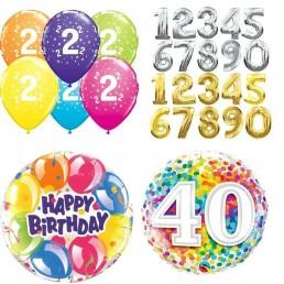 Születésnapi lufik minden korosztálynak