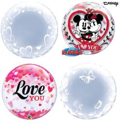 Szerelmes Bubbles Lufik
