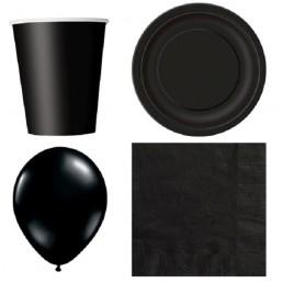 Fekete Színű Parti Kollekció