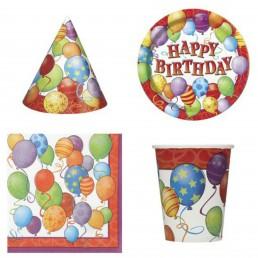 Birthday Léggömbös Szülinapi Parti