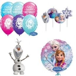 Jégvarázs (Frozen) Szülinapi Parti