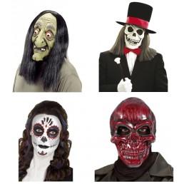 Maszk Halloweenre