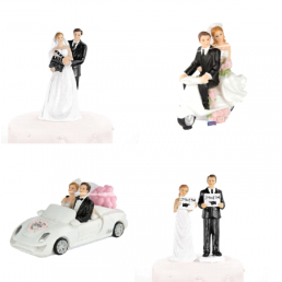 Tortadísz esküvőre