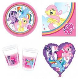 Én kicsi pónim- My little pony parti