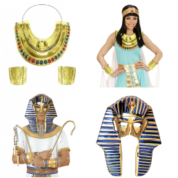 Egyiptomi jelmezhez