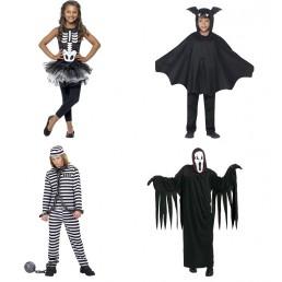 Gyerek halloween jelmez
