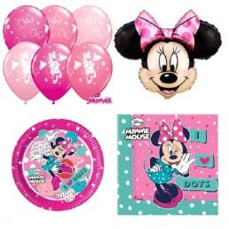 Minnie egér, minnie mouse születésnapi parti