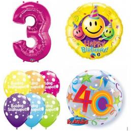Lufik születésnapra, névnapra, babaszületésre, ballagásra