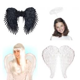 Angyal- és Pillangószárnyak, Glóriák