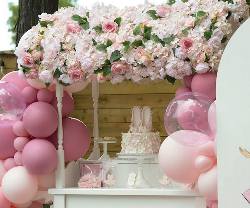 balerina hercegnő party szervezés