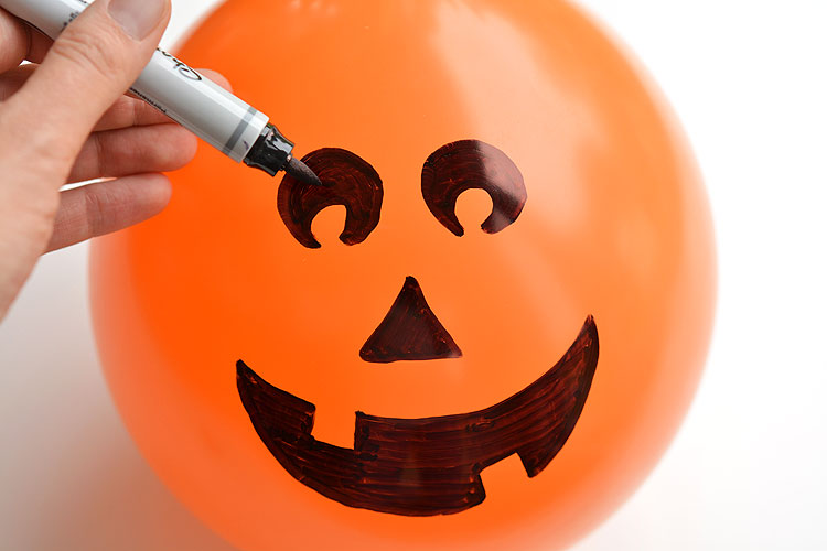 Halloween lufi tök