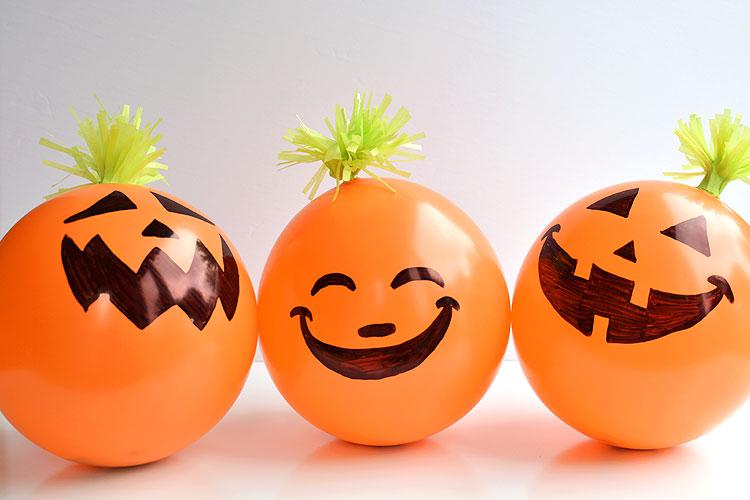 Halloween tök dekoráció