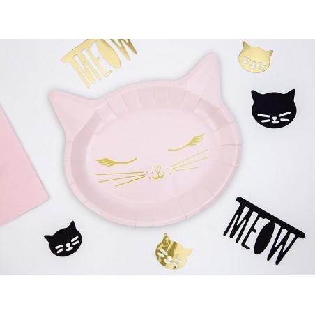 cica tányér