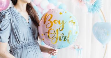 fiú vagy lány babaváró buli