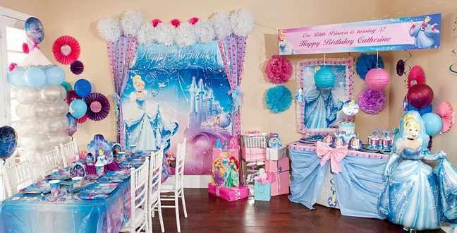 születésnapi buli kellékek Milyen egy igazi hercegnős születésnapi buli?   Partydecor Lufi  születésnapi buli kellékek