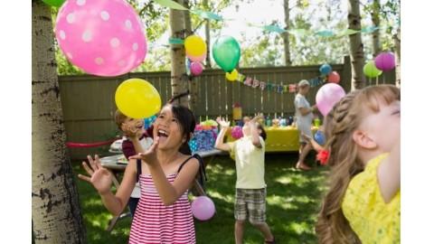 Mivel foglald le a gyerekeket a születésnapi buliban? 1. rész