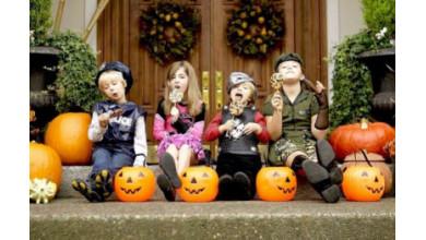 Halloween party játékok gyerekeknek