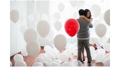 Milyen dekorációval lepd meg a kedvesed Valentin napkor?