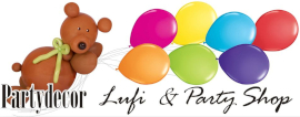 Partydecor Lufi & Party Shop